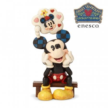 에네스코 디즈니 미키미니러브 피규어 18cm