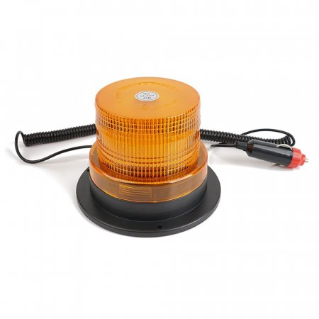 LED 경광등 자석부착 시가전원 지름 130cm