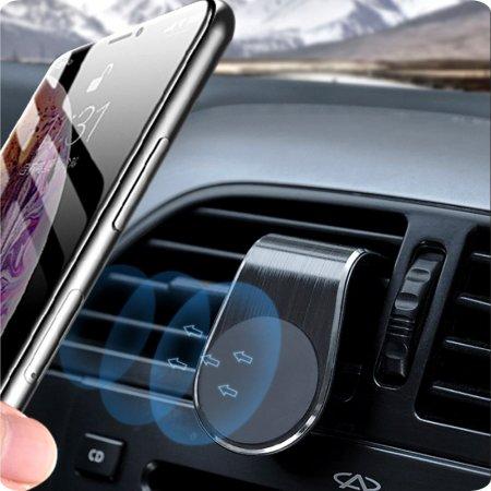 차량용 송풍구 휴대폰 스마트폰 마그네틱 자석 거치대