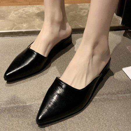데일리 여성 뮬로퍼 블로퍼 슈즈 슬리퍼 구두 신발
