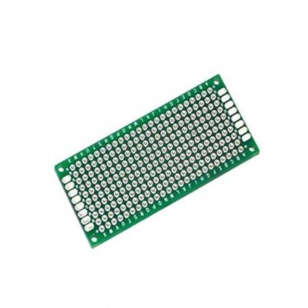 PCB기판 3X7 만능기판 양면기판 에폭시 납땜 회로판
