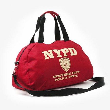 NYPD반달 스포츠백