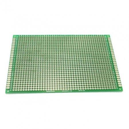 PCB기판 8X12 만능기판 양면기판 에폭시 납땜 회로판