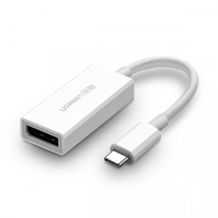 USB3.1C타입 to DisplayPort 컨버터 화이트