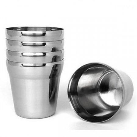 컵 일반스텐물컵 5개 스테인레스국내산