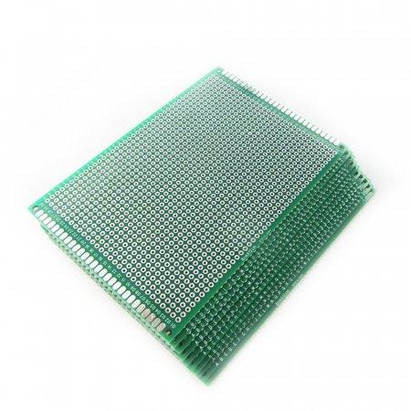 PCB기판 10X15 만능기판 양면기판 에폭시 납땜 회로판