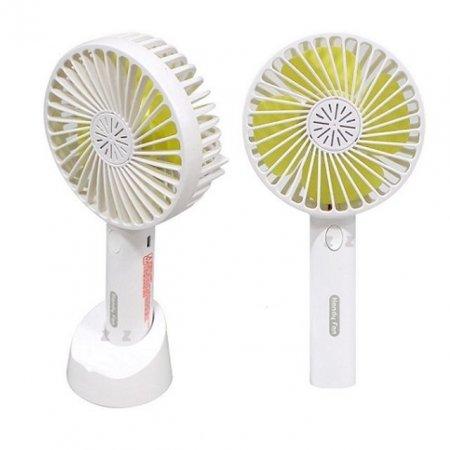 아로마 핸디 선풍기 5핀 거치대 3단계 풍량조절