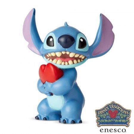 에네스코 디즈니 하트 스티치 피규어 9cm