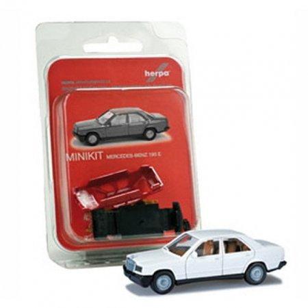 (미니키트) Benz 190 E (HE340717WH) 조립식