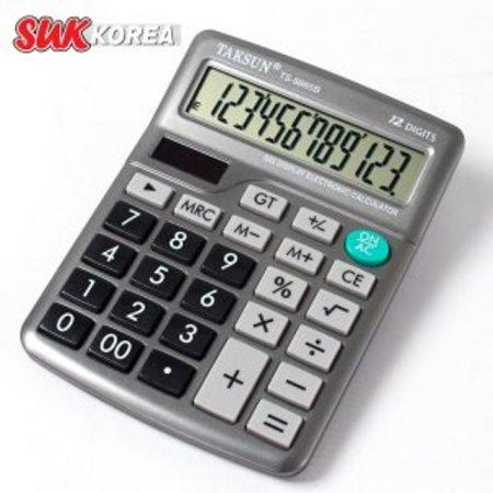 TS-8865B 전자계산기 공학용 디지털 빅사이즈