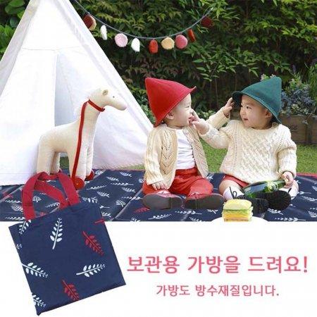 야외용 피크닉 방수 돗자리 매트 휴대용 돋자리 캠핑