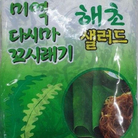 다시 마미역 꼬시래기 완도 해초샐러드 1kg