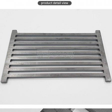 철판 석쇠 불판 고기 바베큐 캠핑 그릴판 300x200mm