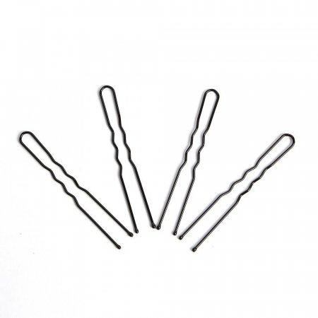 실핀 200p세트 U자형 머리꽂이 올림머리 유핀 머리