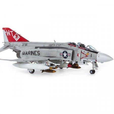 (아카데미과학) 미해병대 F-4J VMFA 레드데블스 1-72