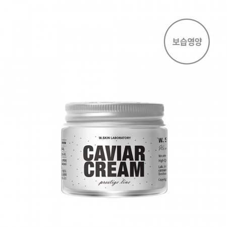W.피부연구소 캐비어크림 80ml