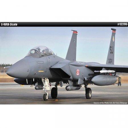 (아카데미과학) 미공군 F-15E 시모어존슨 1_48 12295