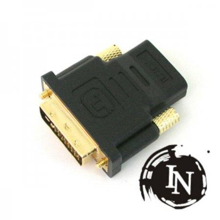 DVI 모니터 RGB HDMI 변환 젠더(DVI숫)