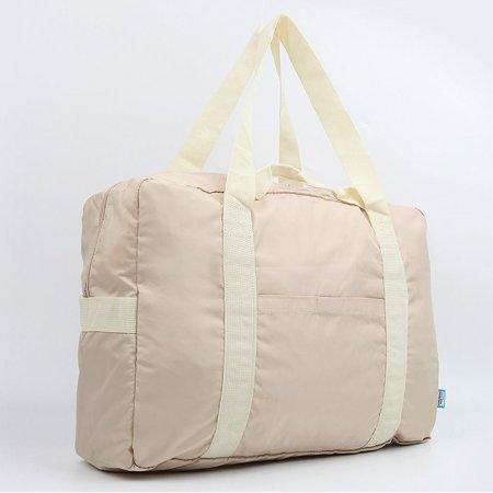 작게 접히는 폴딩 보스턴백 캐리터 결합 여행가방