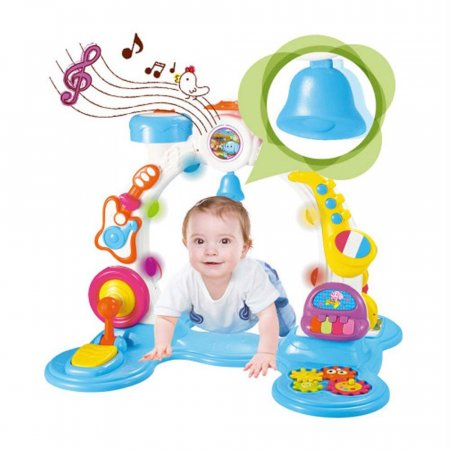 아기 리듬 놀이 운동 발달 뮤지컬 액티비티 센터