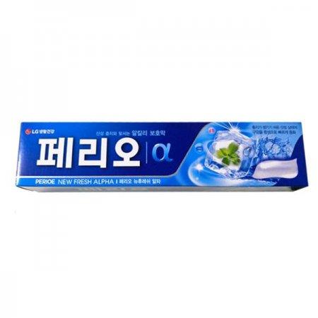 페리오뉴후레쉬치약(185g/LG생활건강)