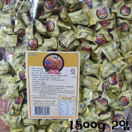 땅콩맛 알사탕 3kg