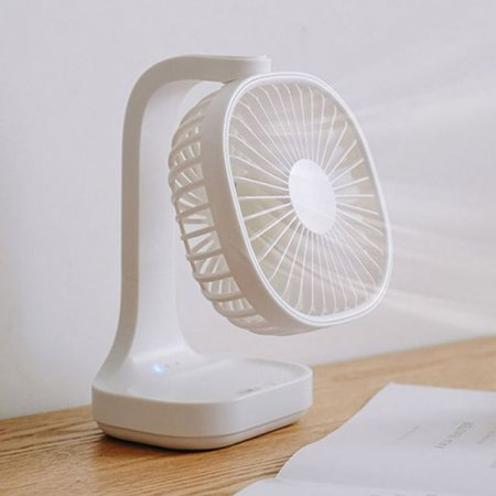 충전식 탁상용선풍기 휴대용 선풍기 3단 풍속조절