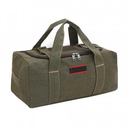 캔버스 캠핑 멀티 수납 가방 대형