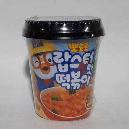 뽀로로 랍스터맛 떡볶이 115g (1박스 - 16개)