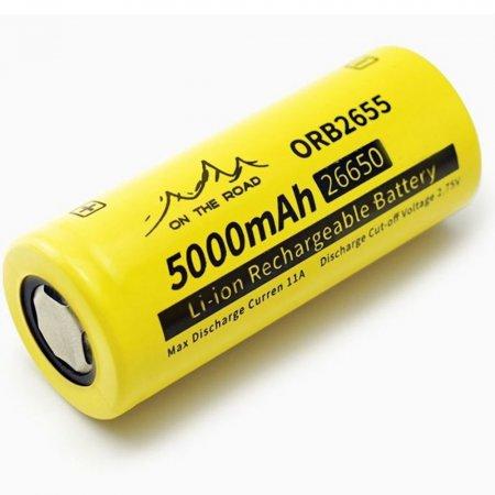 초강력 고성능 5000mAh 리튬이온 충전식 베터리