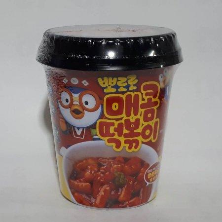 뽀로로 매꼼 떡볶이 120g (1박스 - 16개)
