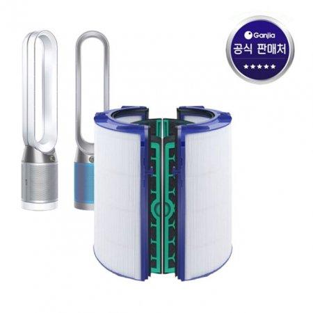 다이슨 TP04 호환용 탄소필터+유리해파필터 세트