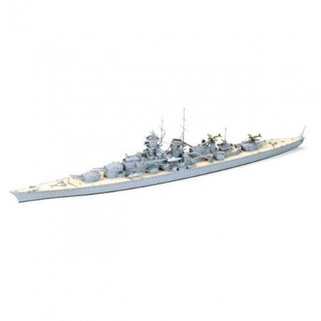 군함 프라모델 독일 배틀크루져 정밀축소모형 DIY