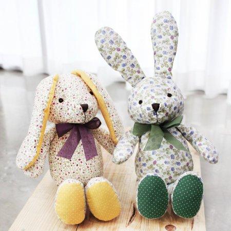 포시즌 토끼인형