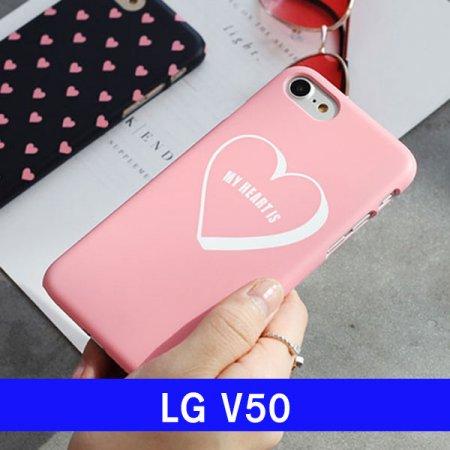 LG V50 스위티하트 하드 V500 케이스