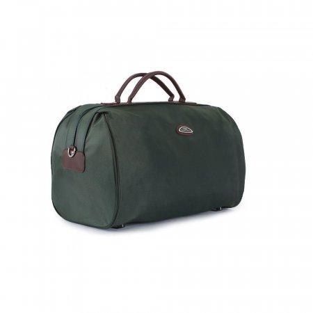 복고감성 레트로 스타일 여행용 보스턴 가방 그린색