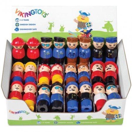 사람 인형 피규어 모형 어린이 장난감 랜덤 7cm 1개