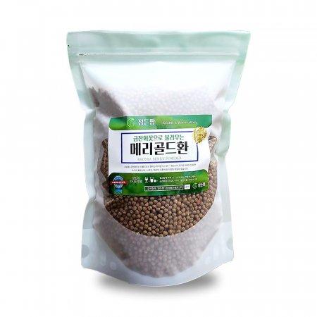 대용량 메리골드환 1kg 정든팜 이중지퍼백 메리골드