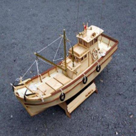 DIY 조립 7톤급어선 1 25 키트