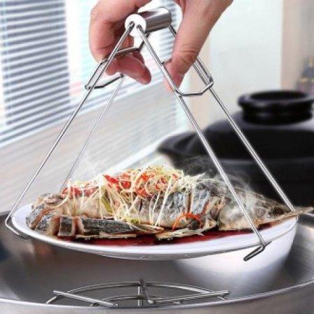 접시 생활잡화 냄비집게(18.5x8.5cm) 쿠킹스스텐