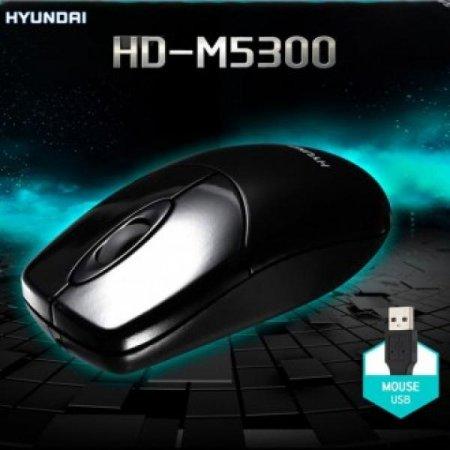 현대 USB 유선마우스 (HDM5300)