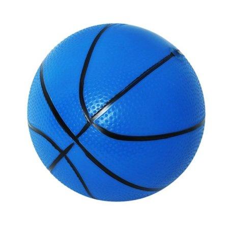 블루 농구공 16cm