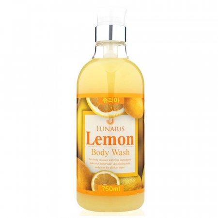 주리아 바디케어 루나리스 바디 워시(레몬) 750ml