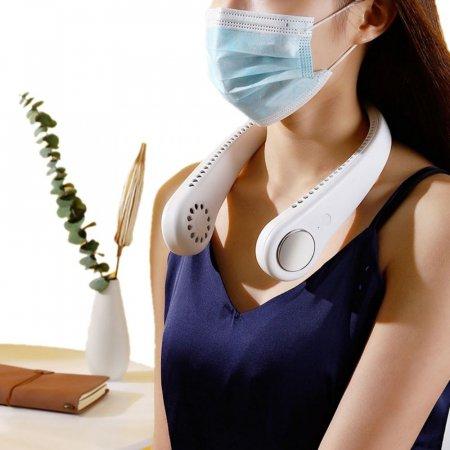 넥밴드선풍기 목선풍기 휴대용목걸이 넥선풍기 넥풍기