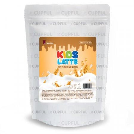 오렌지피플 키즈 KIDS 라떼 곡물 파우더 500g