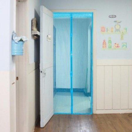 문 생활잡화 모기장(블루) 고급형 (120cm)