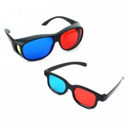 3D 입체안경 일반형 고글형 3D안경 에너글리프