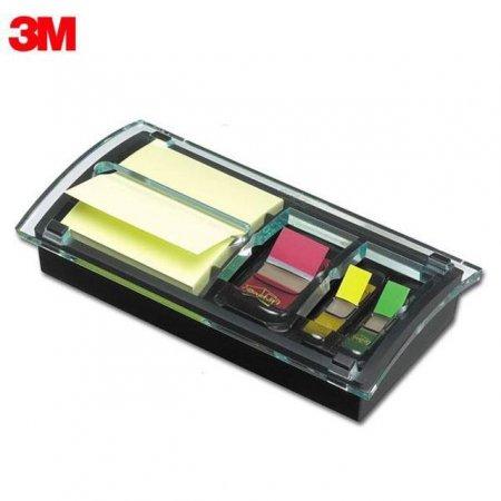 3M 포스트잇 팝업 디스펜서 콤보팩 DS-100 메모지