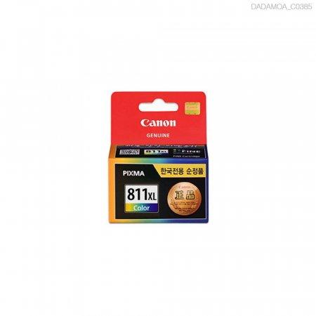 캐논 Pixma MX357 칼라 정품잉크 13ml