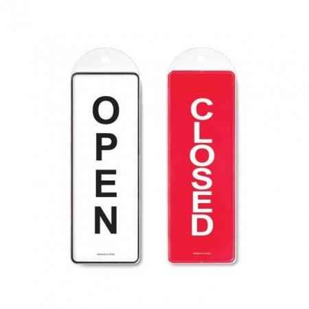 7000 아트사인 OPEN/CLOSED(시스템걸이)(85x255) 9156